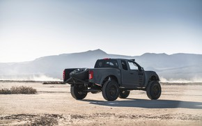 Picture Nissan, Heath, pickup, 2019, 600 HP, V8 turbocharged, 5.6 L., Frontier Desert Runner Concept