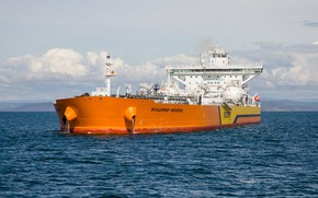 Picture The ship, Tanker, Rosneft, ССК Звезда