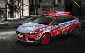 Picture Hyundai, i30, Safety Car, 2019, SBK, Fastback N