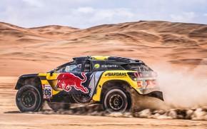 Picture Machine, Speed, Race, Peugeot, Red Bull, Rally, Dakar, Dakar, SUV, Rally, Sport, The roads, Dune, …
