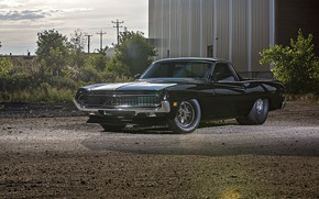 Picture Ford, Muscle, The Way, Ranchero, Ford Ranchero