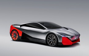 Picture background, coupe, BMW, 2019, two-door, Vision M NEXT Concept