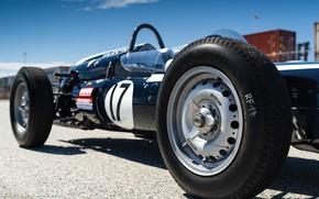 Picture Cooper, Wheel, Formula 1, Classic car, 1961, Sports car, Bus, Cooper T54, Indianapolis 500, Indianapolis …