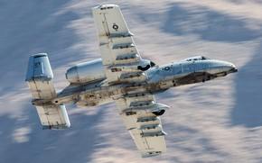 Picture Las Vegas, Nevada, A-10 Thunderbolt II, Aviation Nation Airshow
