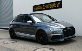 Picture Audi, 500, RS3, Manhart, RS 3, 2019, Manhart 500