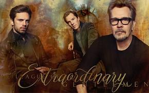 Picture celebrity, collage, actors, men, Benedict Cumberbatch, Benedict Cumberbatch, by veilaks, by gigimoshik