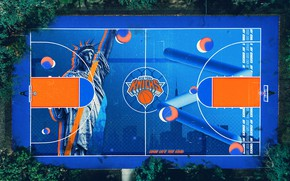 Picture Knicks, New York Knicks, Terry Soleilhac, by Terry Soleilhac