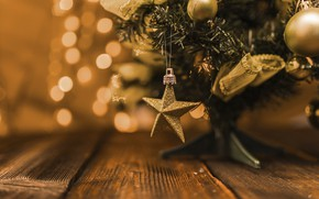 Picture background, holiday, new year, tree, decoration