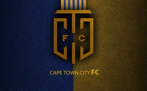 Picture wallpaper, sport, logo, football, Cape Town City