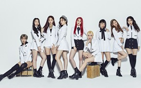 Picture girls, kpop, momoland