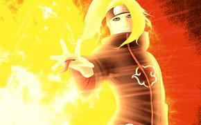 Picture Naruto, Naruto, Deidara