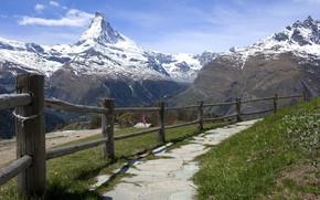 Picture landscape, nature, beauty, trail, Perilla
