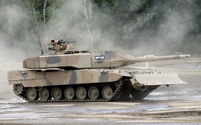 Picture tank, The Bundeswehr, Leopard 2A7+, Bundeswehr, German Main Battle Tank, an upgraded version of the …
