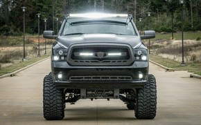Picture Tuning, Vehicle, Dodge Ram 1500