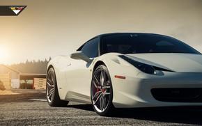 Picture sportcar, italia, front, ferrari 458