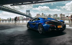 Picture McLaren, supercar, 2018, Spider, 570S