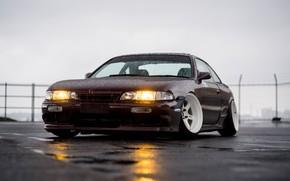 Picture Silvia, Nissan, Coupe, S14, Zenki