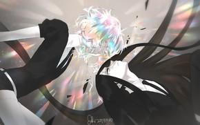 Picture girls, anime, Board, art, Diamond, house no kuni