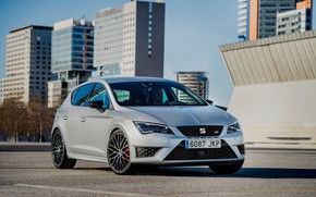 Picture hatchback, Leon, SEAT, Worldwide, Cupra 290, 5F