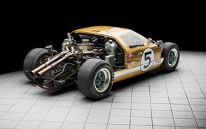 Picture Ford, Engine, 1966, 24 Hours of Le Mans, 24 hours of Le Mans, GT40, Sports …