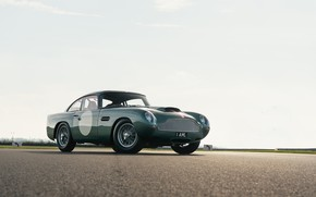 Picture Aston Martin, Asphalt, Spokes, Classic, 2018, Chrome, Classic car, 1958, DB4, Sports car, Aston Martin …