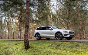 Picture Volvo, universal, 2020, V90 B4 Cross Country