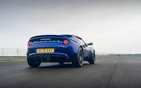 Picture Rosa, speed, Lotus, Lotus Elise, racing track, 240, Sport, Elise, Final Edition, 2021