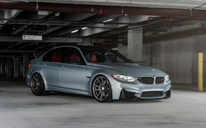 Picture BMW, Light, Vossen, Silver, F80, Sight, LED