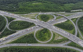 Picture cars, traffic, german, autobahn