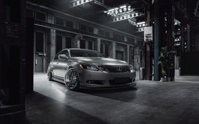 Picture Auto, Lexus, Machine, Grey, Car, Silver, Lexus GS, Transport & Vehicles, by Stanislav Cheshuin, Stanislav …