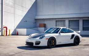 Picture 2011, Sports car, German Car, Carbon fiber, Porsche 911 GT2RS