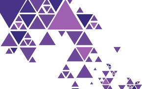 Wallpaper abstraction, vector, colorful, geometry, background, triangle