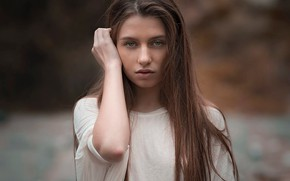 Picture sponge, the beauty, Yulia, J.A. Roman