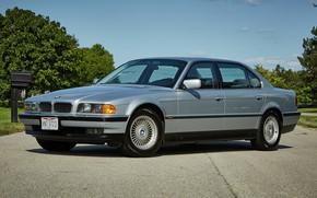 Picture BMW, E38, 750IL