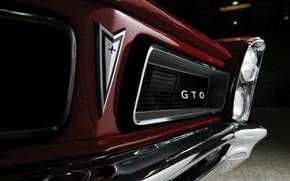 Picture Logo, Pontiac, GTO, Vehicle