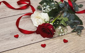 Picture love, roses, hearts, love, romantic, hearts, valentine, roses