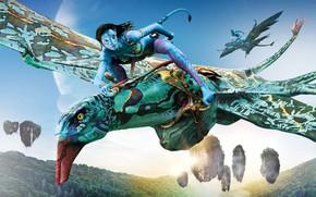 Picture fantasy, action, Avatar 2, Avatar 2, 2021