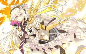 Picture girl, anime, Azur Lane