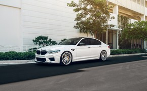 Picture BMW, Light, White, Sight, LED, F90