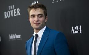 Picture tie, actor, jacket, Robert Pattinson, Robert Pattinson