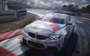 Picture Auto, BMW, Sport, Machine, Car, Racing track, Motorsport, The front, Motorsports, Transport & Vehicles, Raceing, …