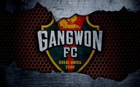 Picture wallpaper, sport, logo, football, Gangwon