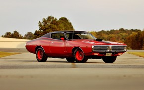 Picture Dodge, Coupe, Charger, Classic car, R/T, Hemi 426