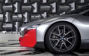 Picture coupe, BMW, the front part, 2019, Vision M NEXT Concept