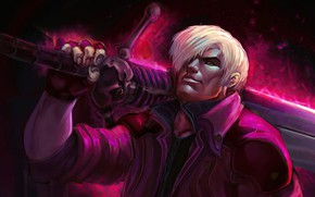 Picture Dante, Devil May Cry, Devil May Cry 5