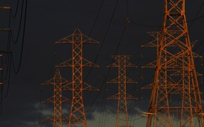 Picture night, Power lines, support