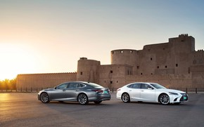 Picture auto, Lexus, AWD, 500h