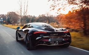 Picture autumn, McLaren, supercar, Manhart, 720S, 2019