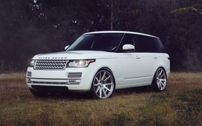 Picture Land Rover, Range Rover, Vogue