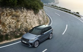 Picture turn, Machine, Land Rover, Range Rover, crossover, SVAutobiography, Velar, Dynamic Edition